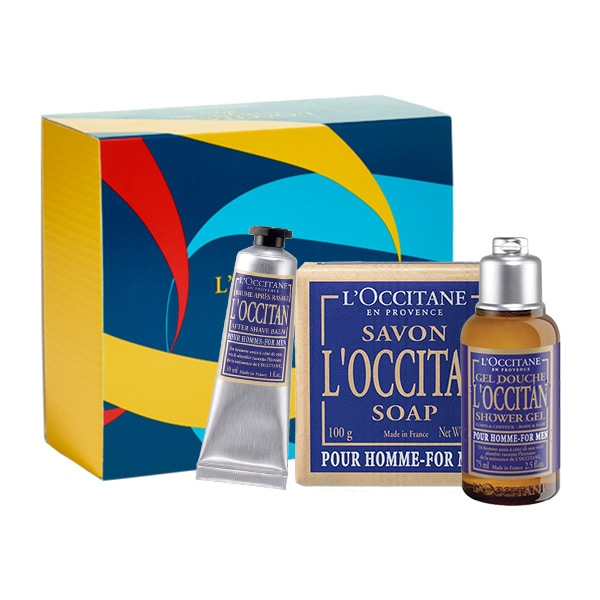 Woody L'Occitan Travel Set