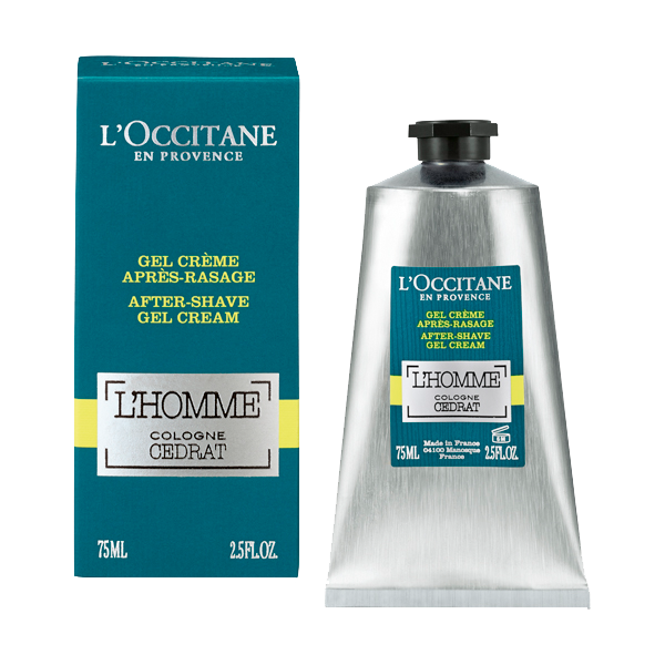 L'Homme Cologne Cedrat Gel-Crema Aftershave