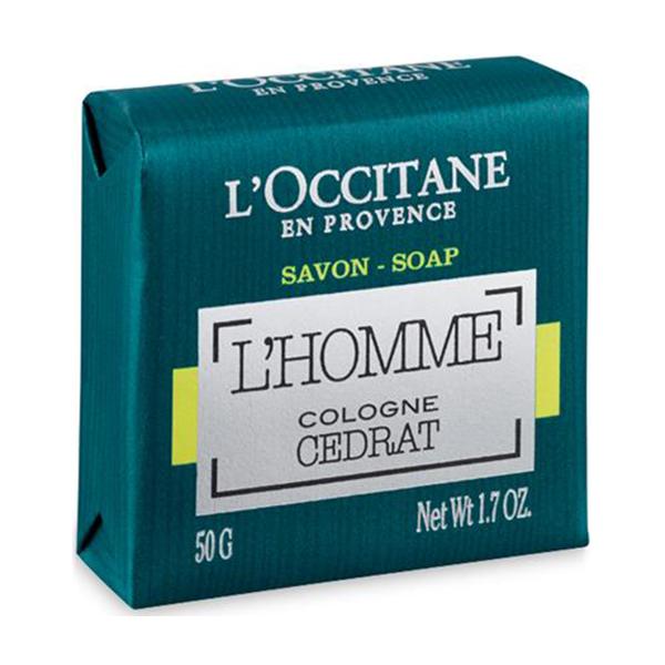 L'Homme Cologne Cedrat Jabón