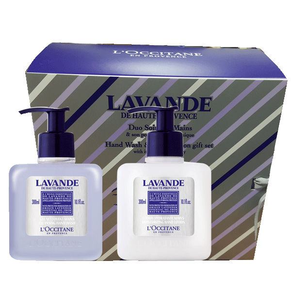 Lavender Hand Care Duo