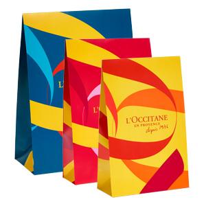 Enclose gift bag(s)