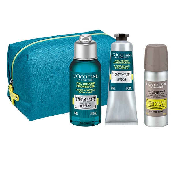 Cologne Cedrat Discovery Set