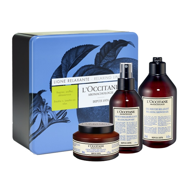 Relaxing Aromachologie Body Care Set