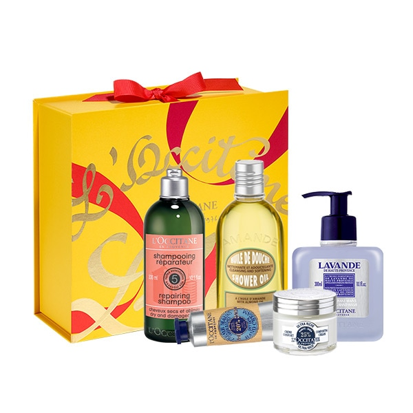 Best of Provence Ultimate Pampering Gift Set