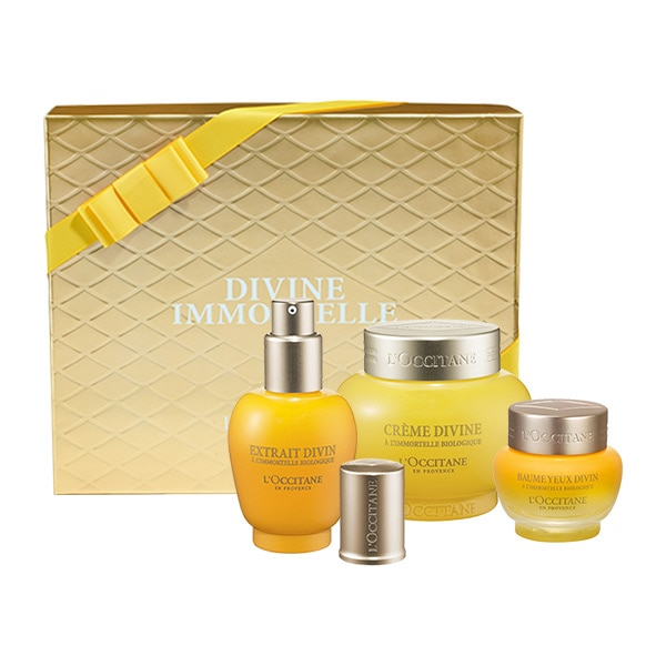 Immortelle Divine - Complete Anti Aging Face Care Set