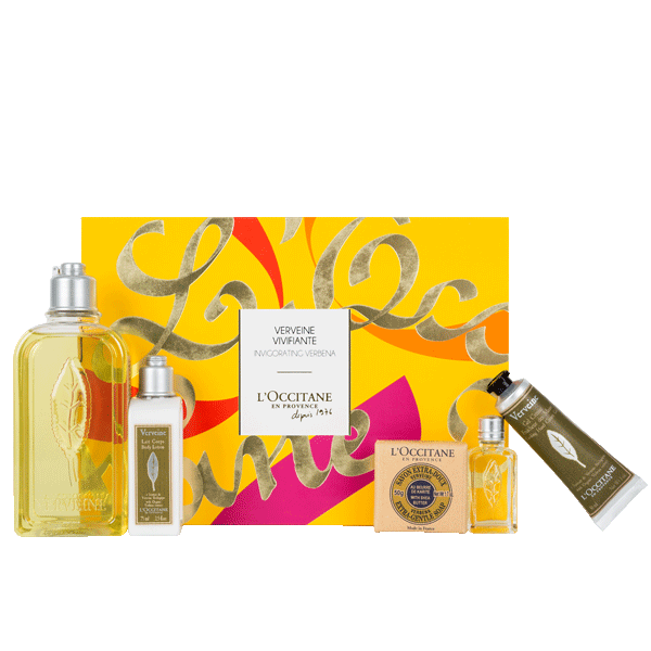 Invigorating Verbena Gift Set