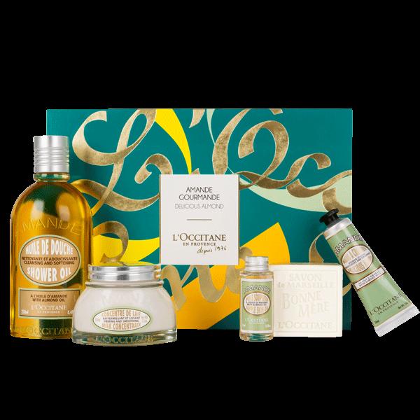 Delicious Almond Gift Set