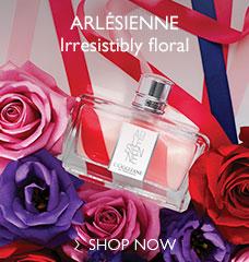ARLESIENNE - IRRESISTIBLY FLORAL >