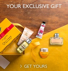 Your Exclusive Gift >