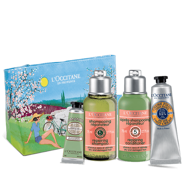 Aroma Repairing Travel Gift Set