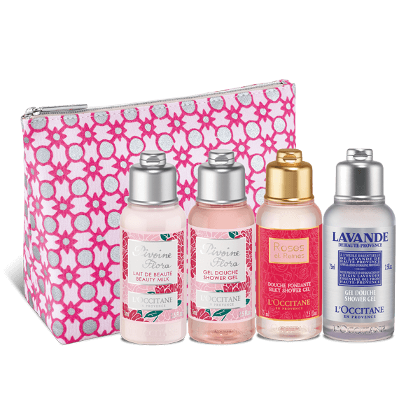 Petit Floral Kit Gift Set