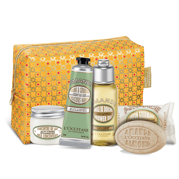 Petit Almond Travel Gift