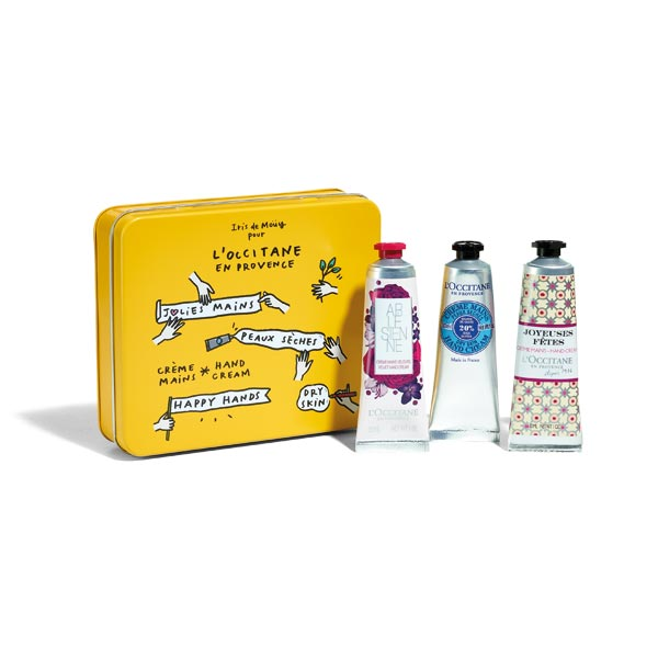 Christmas Special Edition Hand cream Gift Set