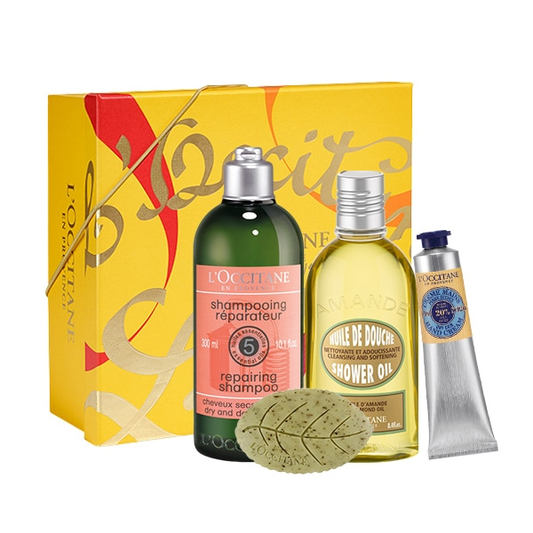 Best of Provence - pampering small body care set