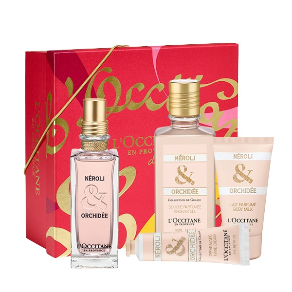 Neroli & Orchidee Set