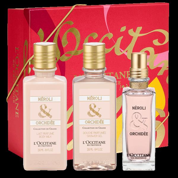 Neroli & Orchidee Gift Set
