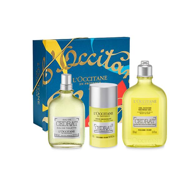 Cedrat Parfüm Seti 3