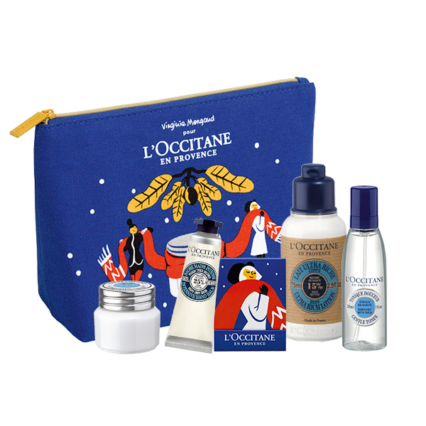 Shea Body & Face Care Set for special price