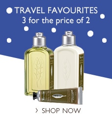 Travel Favorites 3 for the price of 2