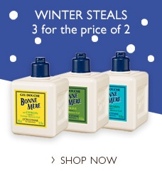 Winter Steals 3 for price of 2
