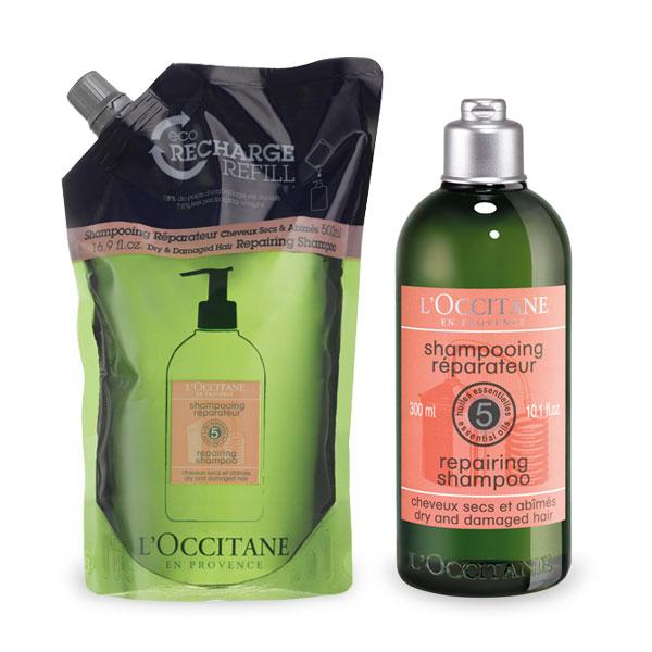 Aromachologie Repairing Shampoo Duo