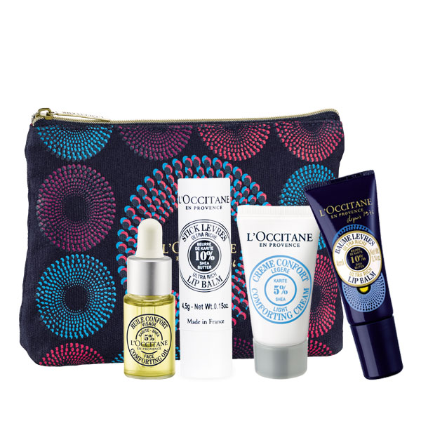 The Ultimate Shea Face And Lip Discovery Kit