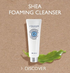 New Shea Foaming Cleanser >