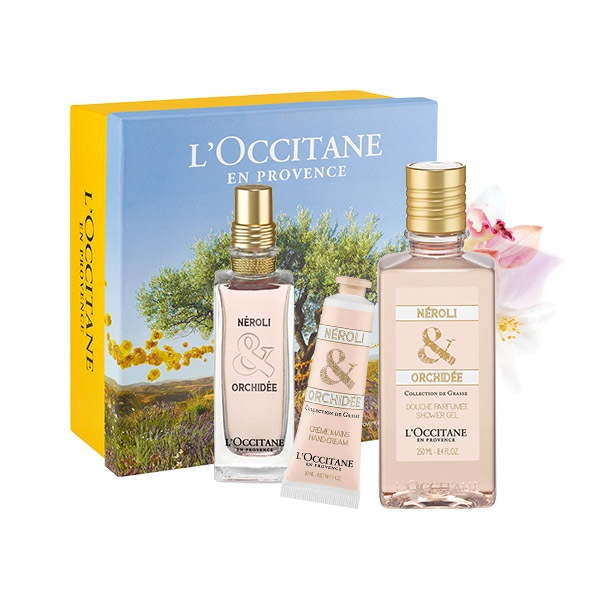 Floral Neroli & Orchidee Gift Set