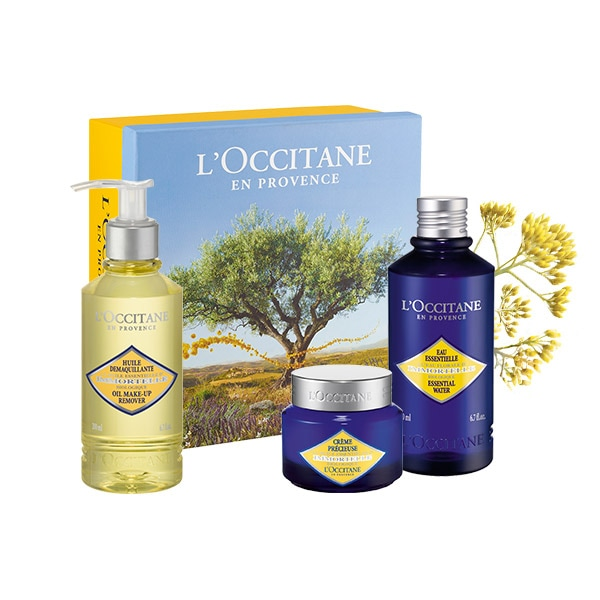 Firming Immortelle Precious Face Care Set