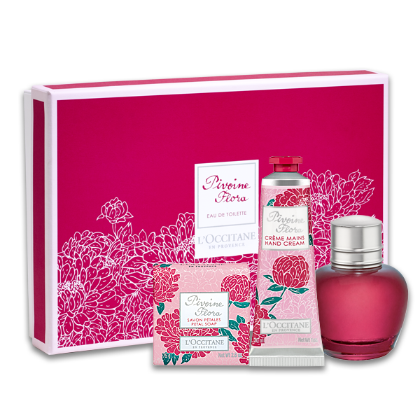 Mother's Day Pivoine Flora Gift