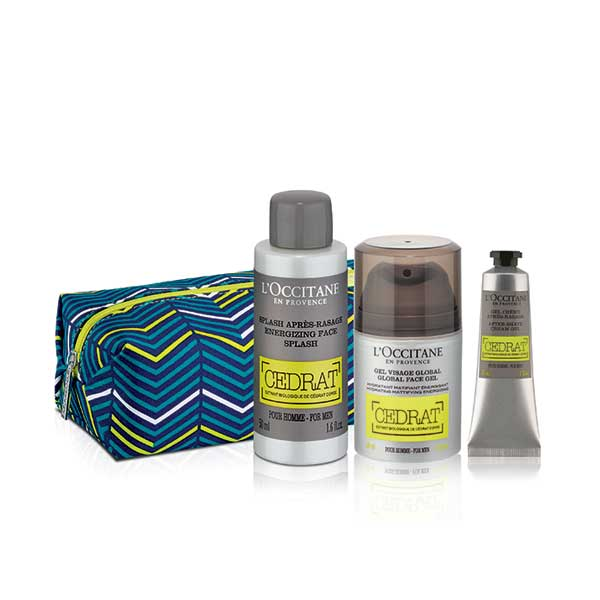Cedrat Men's Face Care Essential Set