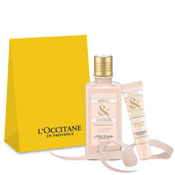 Fragrant Néroli & Orchidée Gift Set