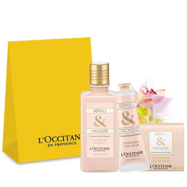 Dreamy Néroli & Orchidée Gift Set
