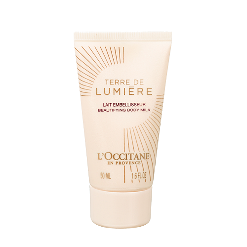 Terre de Lumière Beautifying Body Milk (Travel Size)