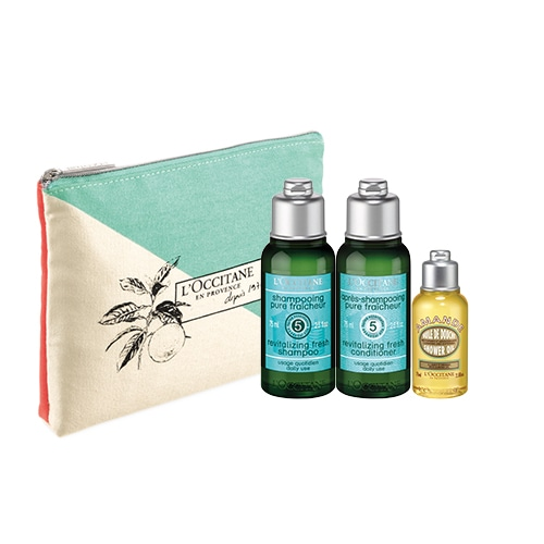 Aromachologie Revitalizing Set