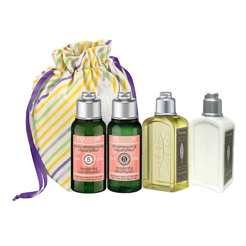 Top to Toe Travel Set