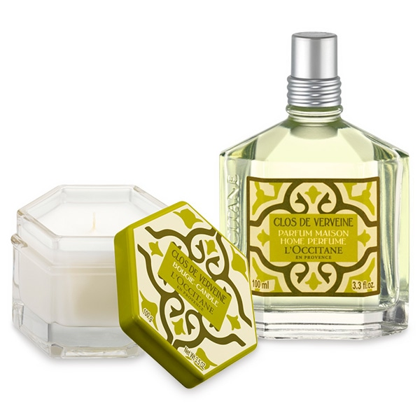 Zesty Verbena Home Fragrance Duo