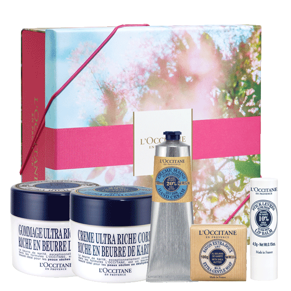 Shea Butter Full Gift Set