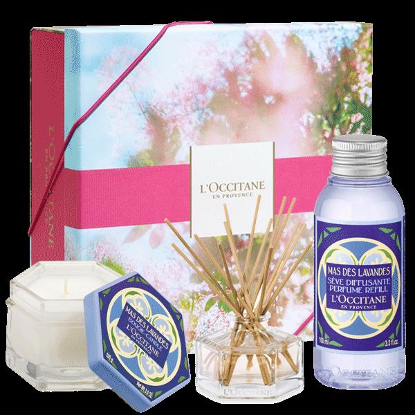 Lavender Home Gift Set