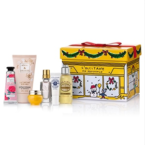 Holiday Gift in Box with Bestsellers