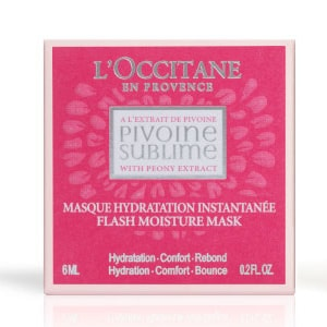 Pivoine Sublime Flash Moisture Mask