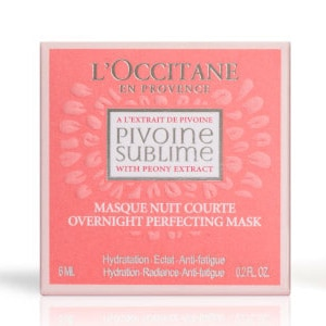 Pivoine Sublime Overnight Perfecting Mask