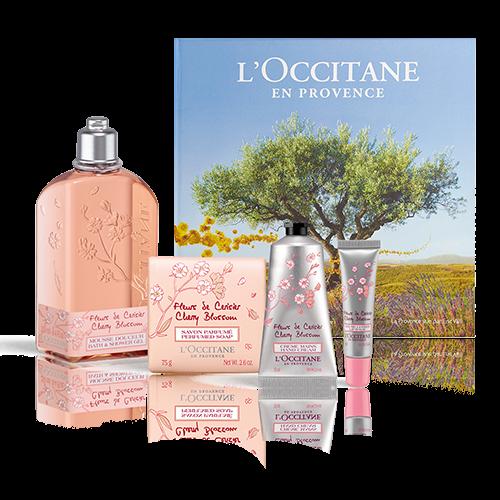 Delicate Cherry Blossom Gift Set