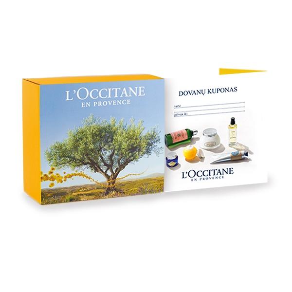 L'OCCITANE Gift Card 50€