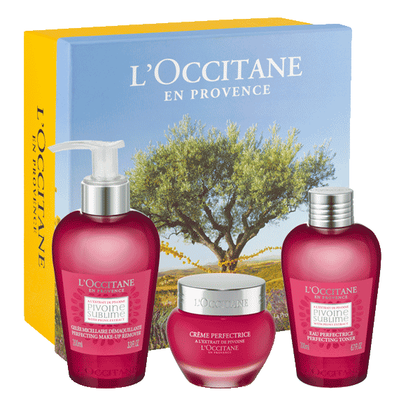 Peony Sublime Trilogy Gift Set