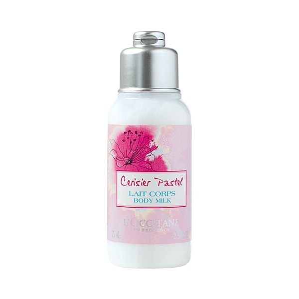 Cherry Blossom Cerisier Pastel Body Milk | L'OCCITANE