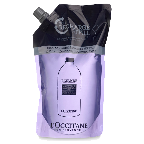 Lavender Foaming Bath Eco-Refill