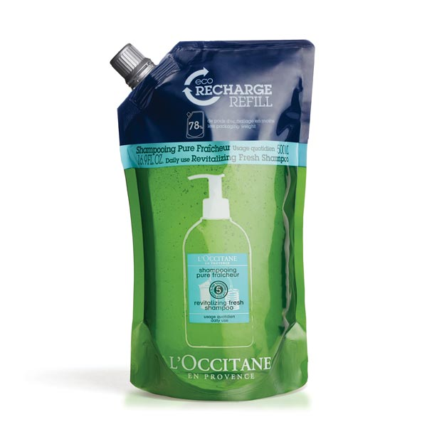 Aromachologie Revitalizing Fresh Shampoo Eco-Refill