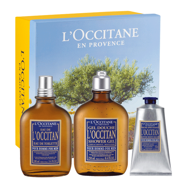 L'Occitan Gift Set For Men