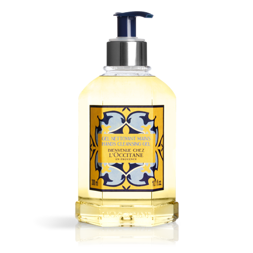 Luxury scented French hand soap from L'OCCITANE